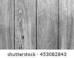 black and white wood texture | Shutterstock . vector #453082843