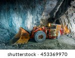 Gold Mine Tunnel