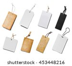 collection of  various price... | Shutterstock . vector #453448216