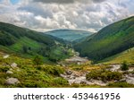Panoramic View Of Glendalough...