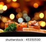 sushi | Shutterstock . vector #45350530