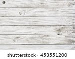 high resolution white wood... | Shutterstock . vector #453551200