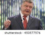 ukiev  ukraine   jun 03  2016 ... | Shutterstock . vector #453577576