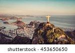 Aerial Panorama Of Botafogo Ba...