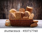 Various Types Of Bread In...