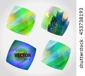 design vector logo template....   Shutterstock .eps vector #453738193