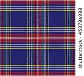 Seamless Pattern Scottish...