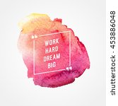 "motivation poster  ""work hard... 