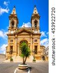 Alberobello  Puglia. Church Of...