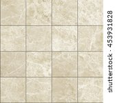 marble tiles seamless texture    Shutterstock . vector #453931828
