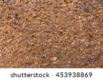 laterite texture for background | Shutterstock . vector #453938869