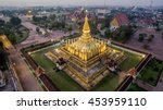 This Is Phathatluang. It Is A...