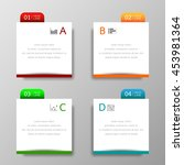 Banners Template Colorful Tabs...