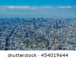osaka japan   18 jul  2016 ... | Shutterstock . vector #454019644