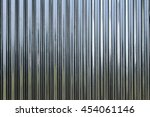 surface of new metal sheet. | Shutterstock . vector #454061146