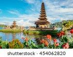 Pura Ulun Danu Bratan. Bali...