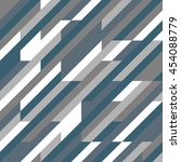 graphic oblique line... | Shutterstock .eps vector #454088779