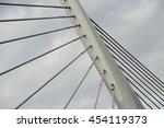 steel bridge | Shutterstock . vector #454119373