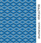 seamless gray and blue patterns ... | Shutterstock .eps vector #454167958