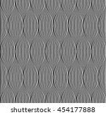 vector seamless pattern. modern ... | Shutterstock .eps vector #454177888