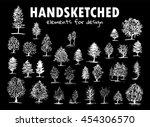 vector element for design.... | Shutterstock .eps vector #454306570