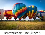 Colorful Hot Air Balloon Is...