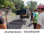 odessa  ukraine   july 18  2016 ... | Shutterstock . vector #454396549