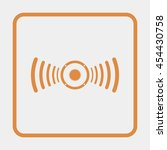 sound icon sign. | Shutterstock .eps vector #454430758
