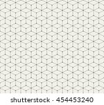 vector seamless background.... | Shutterstock .eps vector #454453240