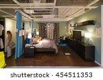 bangkok   jun 26   sample of... | Shutterstock . vector #454511353