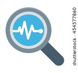 find keyword vector icon | Shutterstock .eps vector #454577860