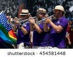 san diego lgbt pride  july 16...   Shutterstock . vector #454581448