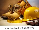 safety construction | Shutterstock . vector #45462577