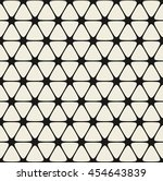 vector seamless pattern. modern ... | Shutterstock .eps vector #454643839
