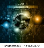Club Disco Flyer Template With...