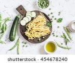 Dry Pasta Tagliatelle  Zucchin...