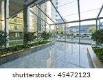 communal winter gardens af a... | Shutterstock . vector #45472123