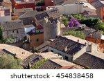 Village Of Begur At Costa Brav...