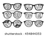 travel concept vector...   Shutterstock .eps vector #454844353