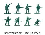 Plastic Soldier Toy