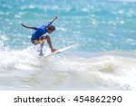 phuket   july 17  unidentified... | Shutterstock . vector #454862290