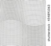 abstract dotted halftone vector ... | Shutterstock .eps vector #454891063