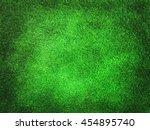 green grass background. | Shutterstock . vector #454895740