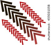 new fashion illustration arrows ...