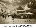 Lviv  Ukraine   May 8  2016   A ...
