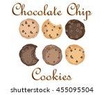 a vector illustration in eps 8... | Shutterstock .eps vector #455095504