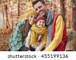 Portrait Of Family During The...