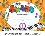 template child music...   Shutterstock .eps vector #455322040
