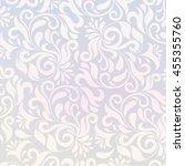 pattern in arabic style.... | Shutterstock . vector #455355760