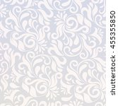 pattern in arabic style.... | Shutterstock . vector #455355850